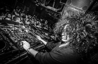 Pacha New Year's Day with Nicole Moudaber + Tom Peters