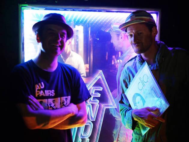 Ryan Elliott + Troy Pierce + DJ Garth + Jenö + Paul Raffaele