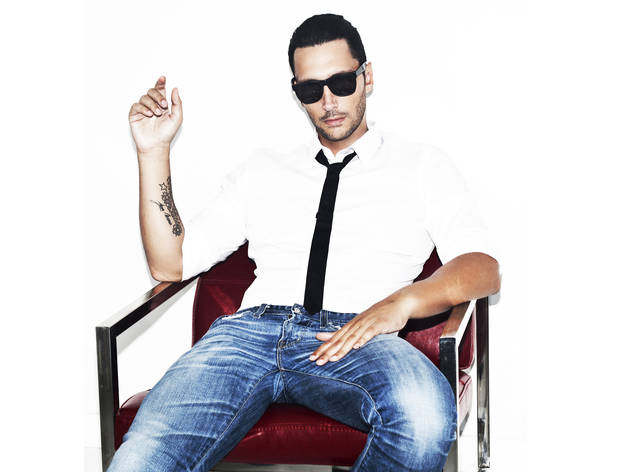 Marquee New Year's Eve: Cedric Gervais