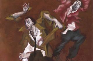 (Gérard Garouste, 'Mardoche', 2013 / Courtesy de la galerie Daniel Templon, Paris)