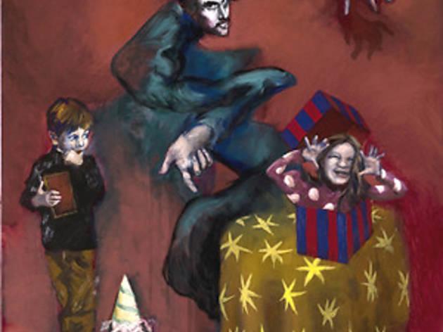 (Gérard Garouste, 'Magie', 2013 / Courtesy de la galerie Daniel Templon, Paris)