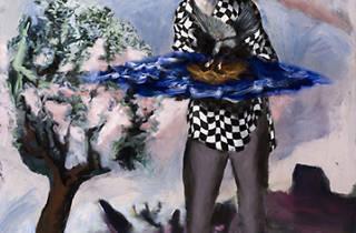 (Gérard Garouste, 'Le nid sur la mer', 2013 / Courtesy de la galerie Daniel Templon, Paris)