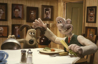 (Photo: courtesy Aardman and Dreamworks)