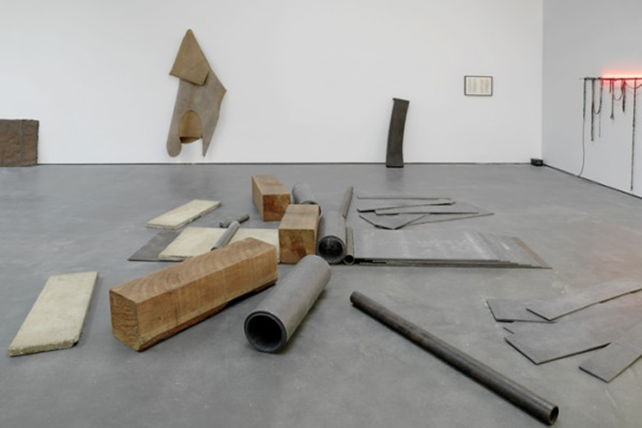 Richard Serra, Equal