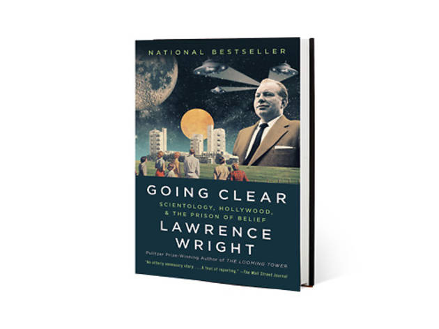 2 - Going Clear by Lawrence Wright (Knopf)