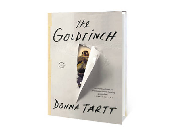 3 - The Goldfinch by Donna Tartt (Little, Brown)