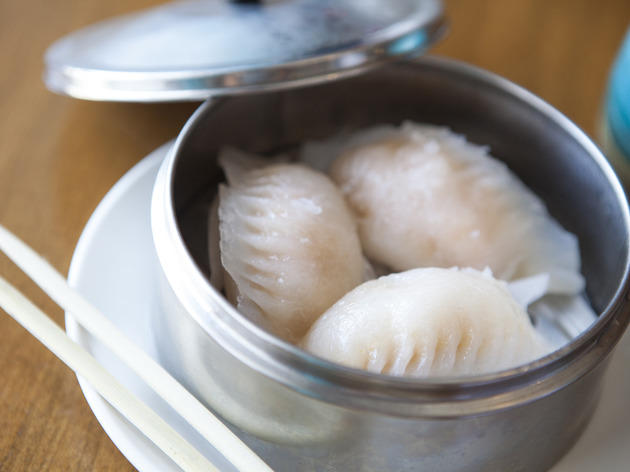 Dim sum at Ping TungPing Tung is the answer to your ADD Asian-menu navigating. From sushi rolls and ramen to Taiwanese and Vietnamese, it's all here. But point your attention to the lengthy dim sum options: steamed BBQ pork buns, crystal shrimp dumplings