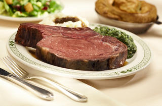 (Photograph: Courtesy Lawry's the Prime Rib)