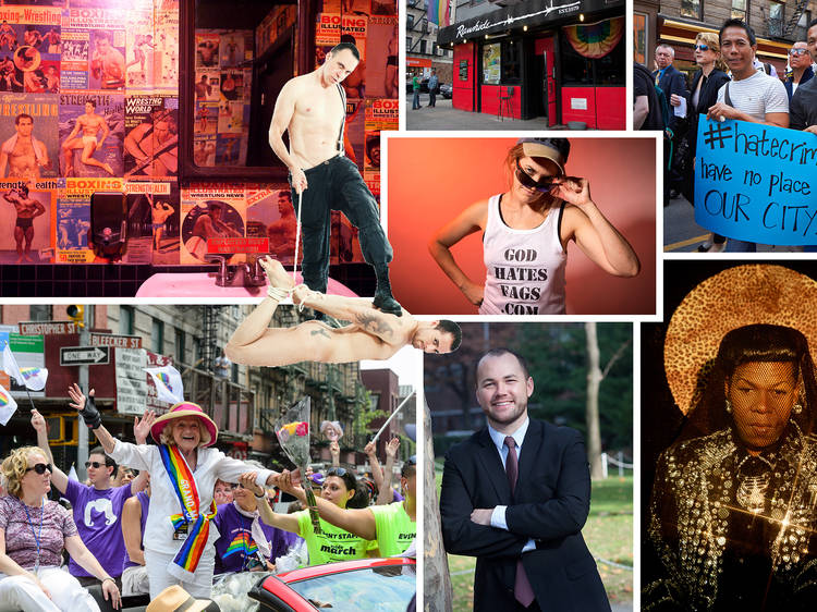 Best and worst of LGBT New York 2013