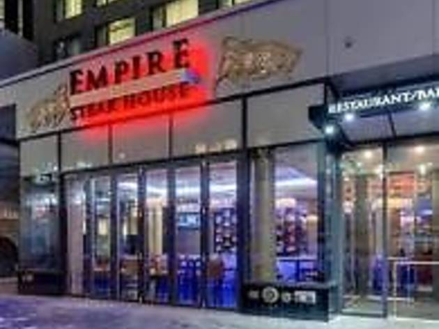 Empire Steak House – West