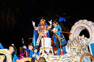 Cavalcada de Reis 2016 (Kings' Day parade)