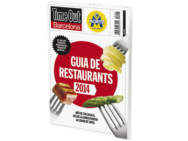 Guia de restaurants Time Out Barcelona 2014