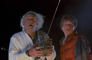 Back to the Future (Regreso al futuro)