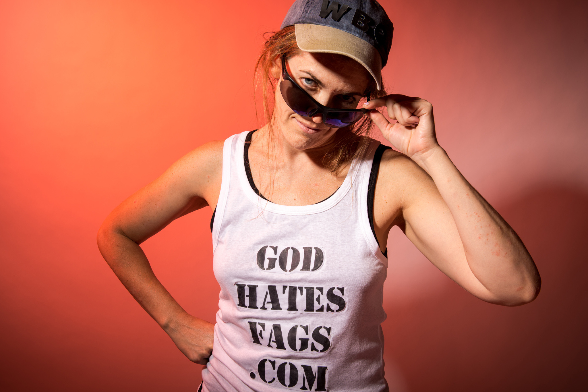 Best satire (which was only barely satire): God Hates This Show: Shirley Phelps-Roper in Concert, Live from Hell