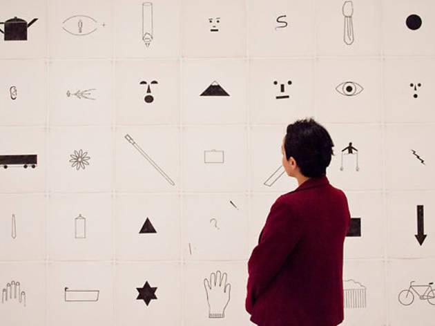 Sistemas de signos (Foto: Alejandra Carbajal)