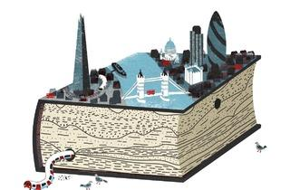 The Story of London (© David Humphries)
