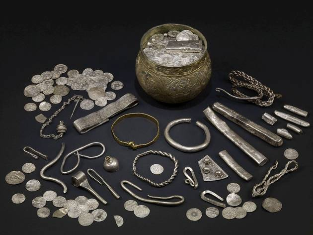 The Vale of York Hoard (© The Trustees of the British Museum)