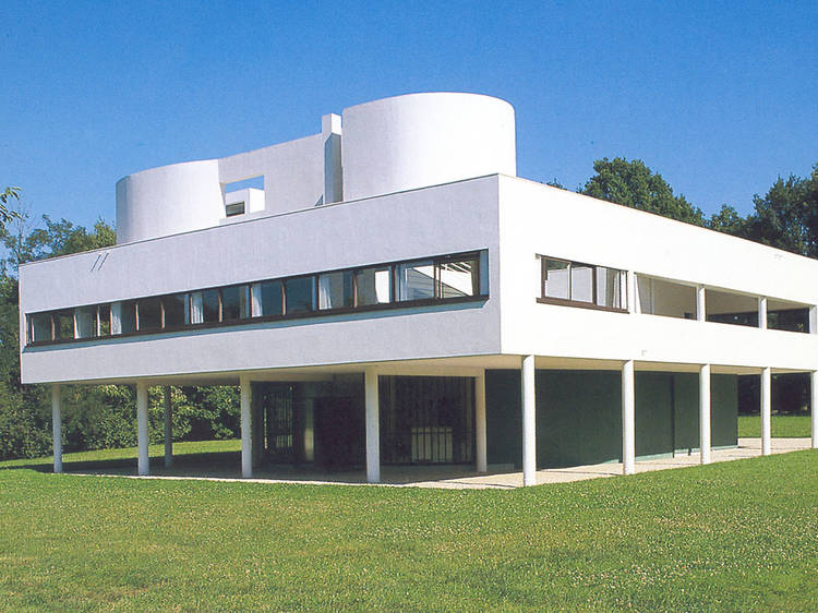 5 exposiciones de arquitectura