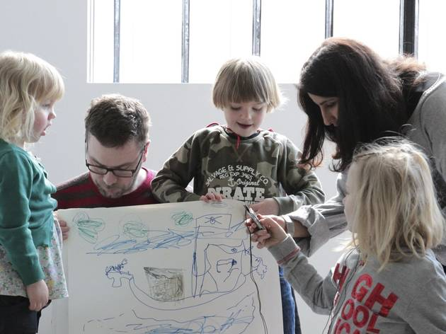 Sunday Family Workshop: Life Drawing | Things to do in London