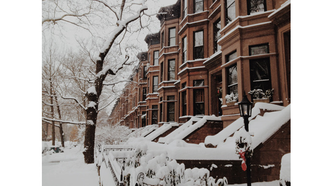 12 things we miss about winter in New York