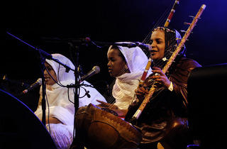 Noura Mint Seymali (Photograph: Joe Penney)