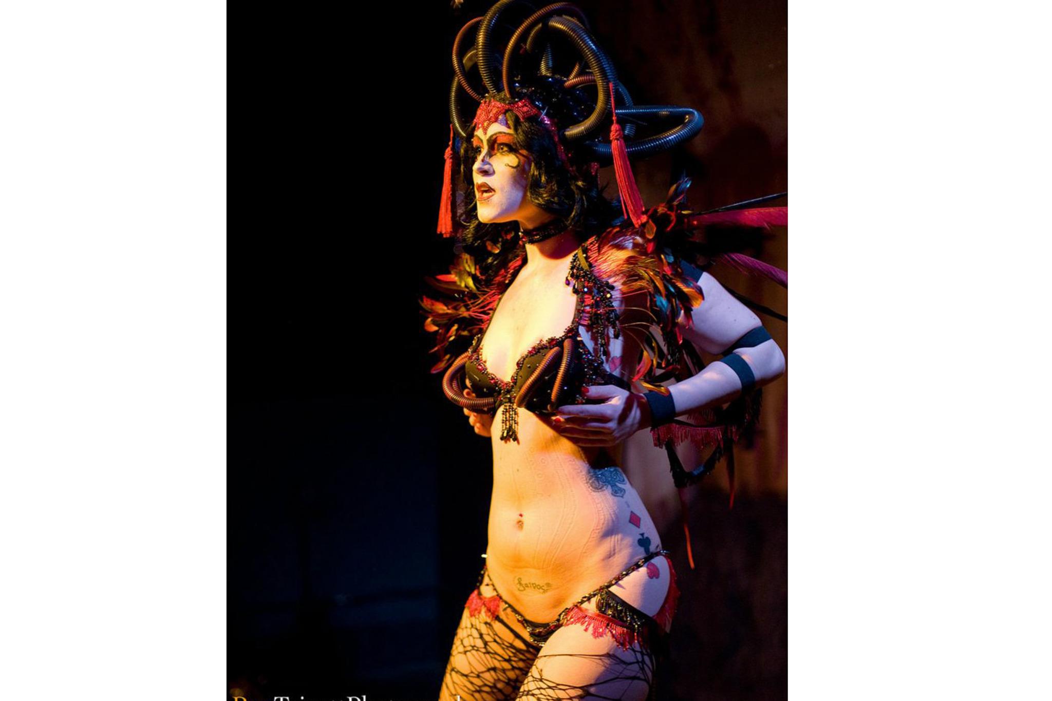 Best burlesque shows in NYC