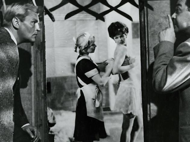 Le Diabolique Dr Mabuse (de Fritz Lang (1960))