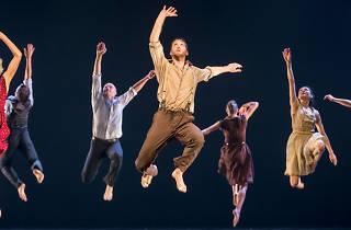 """Harry"" by Les Ballet Jazz de Montreal."