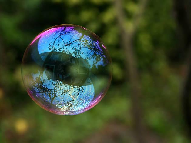 El misterio de las burbujas