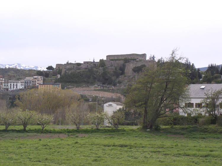 La fortalesa de Castellciutat