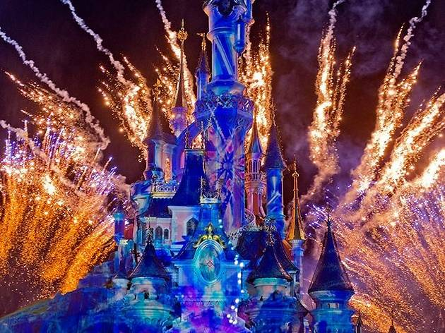 Disneyland Paris (© Disneyland Paris)