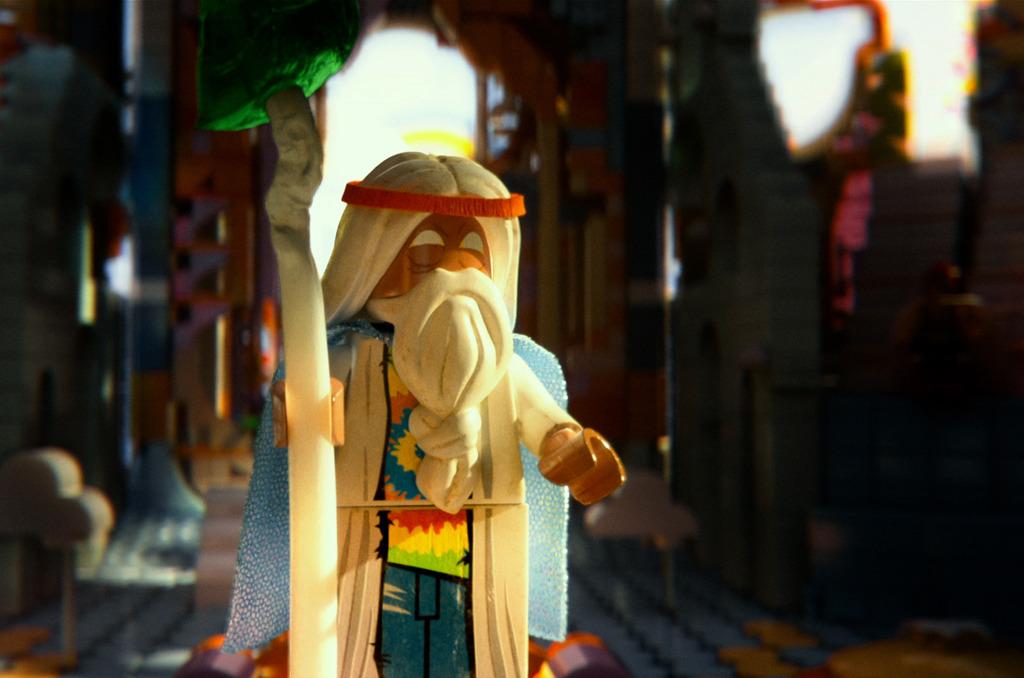 God, LEGO movie