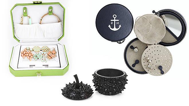 Trend watch: Jewelry storage