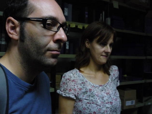 Xcèntric 2014: Masterclass d'Antoni Pinent