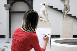 The Fundamentals of Drawing at the V&A and Tate Britain