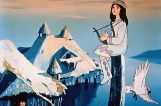 La princesa encantada / Taiyou no ouji Horuso no daibouken