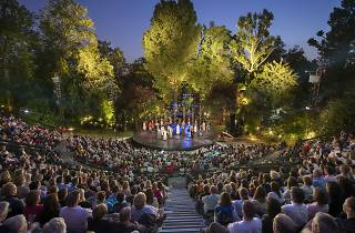 (Open Air Theatre © David Jensen)