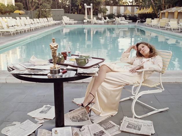 Terry O'Neill ('Faye Dunaway', 1977)