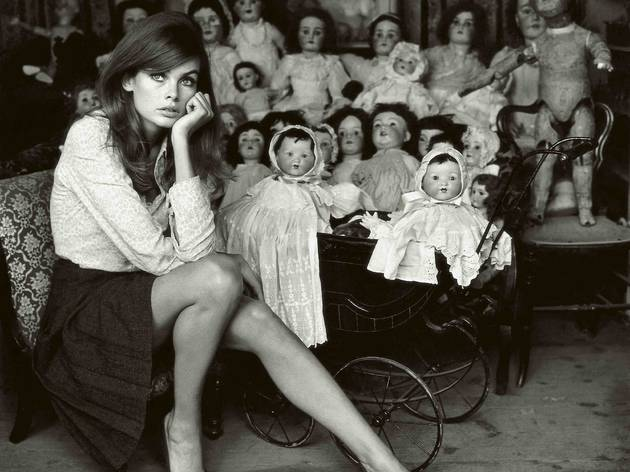 "Terry O'Neill ('Jean Shrimpton ""The Dolls House""')"