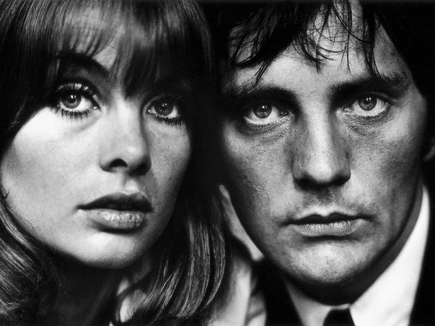 Terry O'Neill ('Jean Shrimpton & Terry Stamp', 1963)