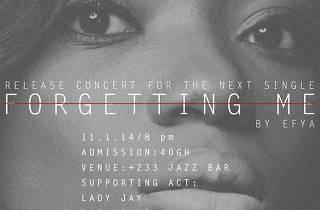 Efya live in concert