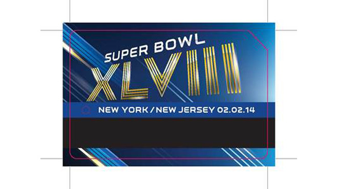 Super Bowl XLVIII MetroCards are now a thing
