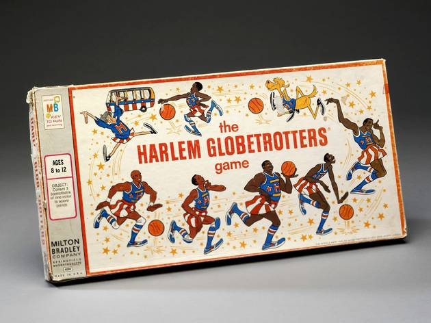 (Harlem Globe Trotters Game, Milton Bradley Corporation, USA, 1971 © V&A )