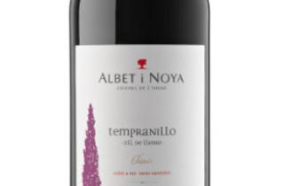Tempranillo Albet i Noya 2011