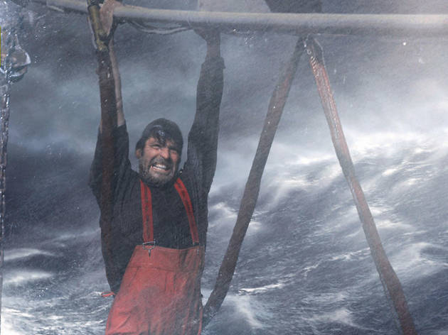 Ten lessons from extreme weather in the movies