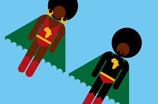 Afro Supa Hero