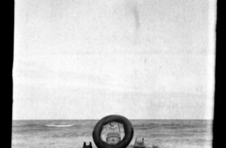 Erwan Venn ('La Mer', 2013 / Courtesy de l'artiste et de la galerie 22,48m2)
