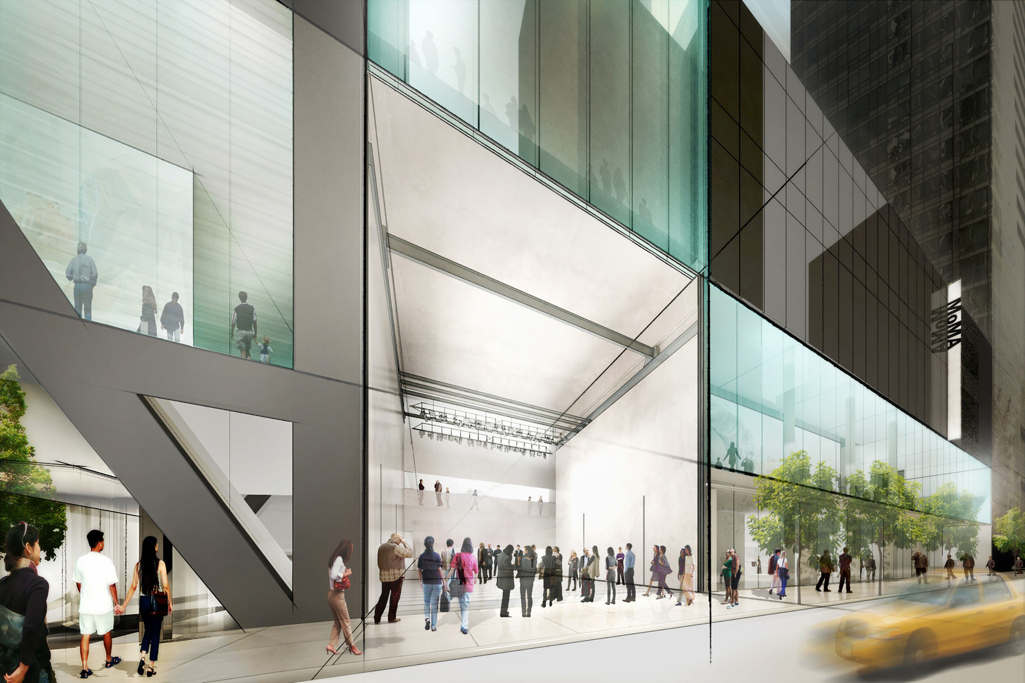MoMA reveals its new expansion plans and the fate of the former American Folk Art Museum