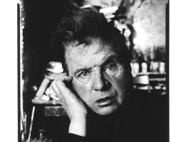 David Bailey ('Francis Bacon', 1983)