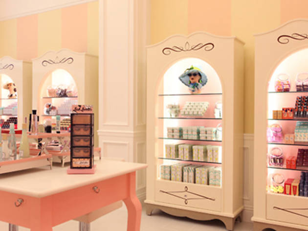 (Photograph: Courtesy Benefit Cosmetics)